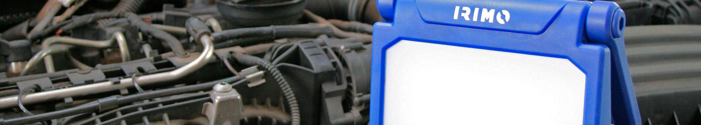 Éclairage et outils énergisés
